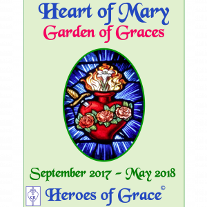Heroes of Grace 2017-18 Program Printed Inserts